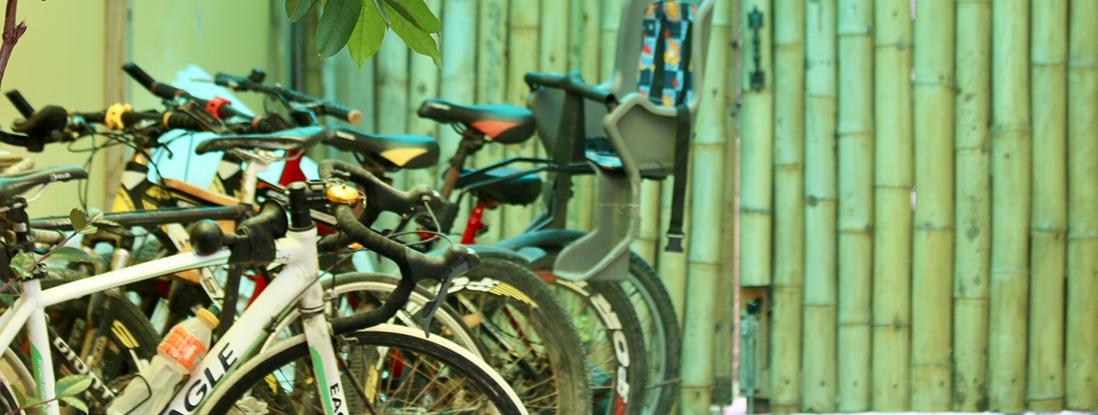 Free Bikes Apart-Hotel Rincón d'Olon, Ecuador's #1 Beach
