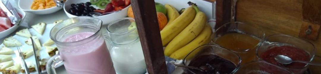 Buffet Breakfast Apart-Hotel Rincón d'Olon, Ecuador's #1 Beach 1