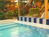 Covered & Heated Pool Piscina Apart-Hotel Rincón d'Olon, Piscina de Inmersión, Ecuador's #1 Beach 2