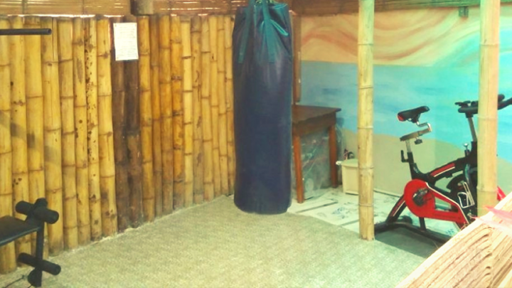 Mini-Gym Apart-Hotel Rincón d'Olon, Ecuador's #1 Beach 5