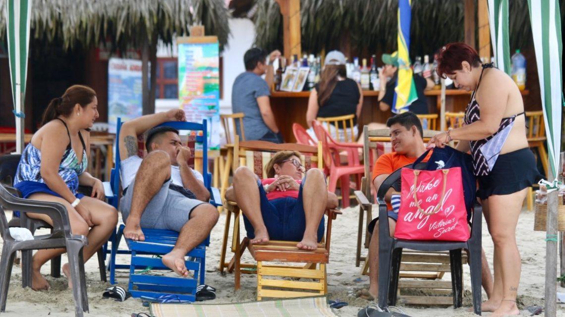 Olon Beach Fun
